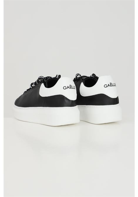 Sneakers donna in tinta unita gaelle GAELLE | Sneakers | GBDS2254NERO