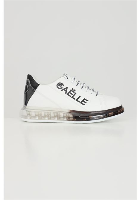 Sneakers donna bianco gaelle GAELLE | Sneakers | GBDS2272NERO