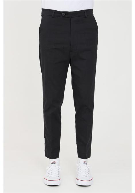Black casual trousers gaelle GAELLE | Pants | GBU3606NERO