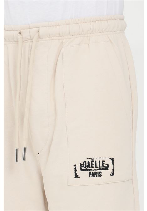 Beige casual shorts gaelle GAELLE | Shorts | GBU3701SAFARI