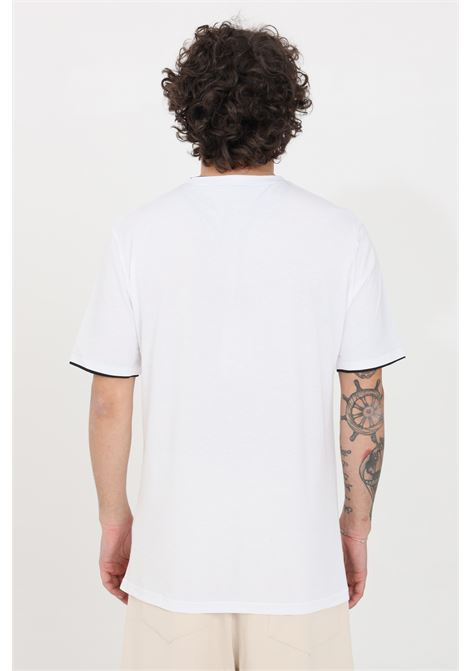 White t-shirt short sleeve gaelle GAELLE | T-shirt | GBU3702BIANCO