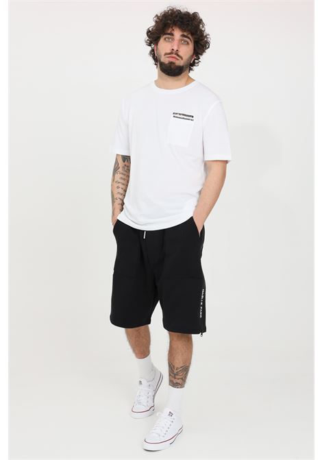 Black casual shorts gaelle GAELLE | Shorts | GBU3713NERO