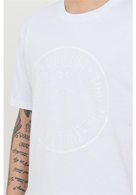 White t-shirt short sleeve gaelle GAELLE | T-shirt | GBU3721BIANCO