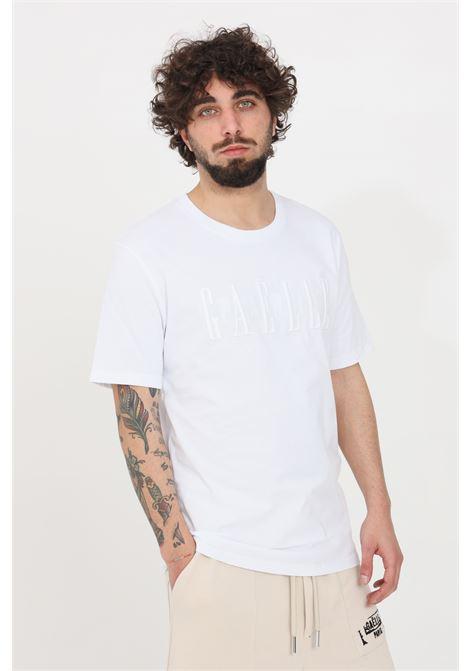 White t-shirt short sleeve gaelle GAELLE | T-shirt | GBU3725BIANCO