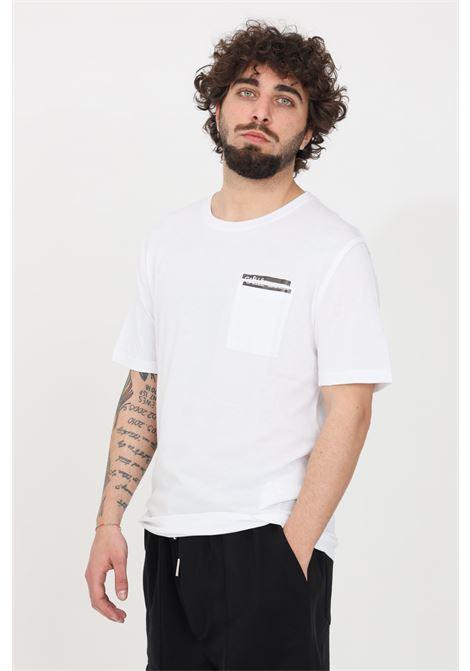 White t-shirt short sleeve gaelle  GAELLE | T-shirt | GBU3745BIANCO