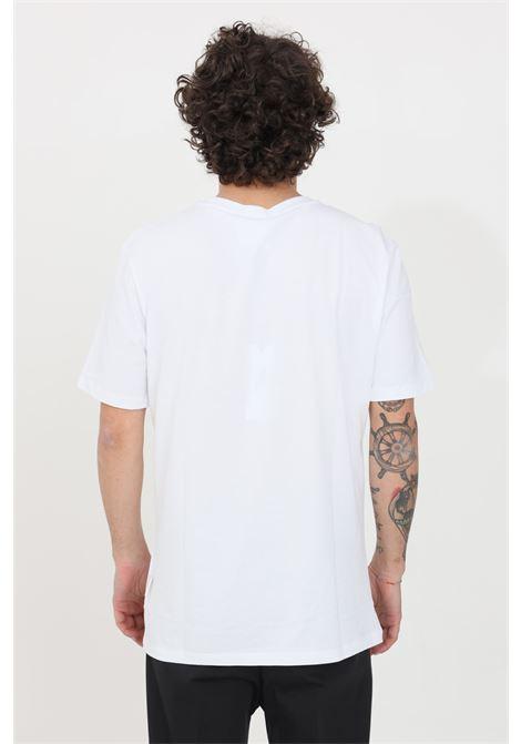 White t-shirt short sleeve gaelle GAELLE | T-shirt | GBU3750BIANCO
