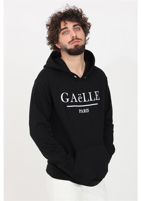 Black hoodie gaelle GAELLE | Sweatshirt | GBU3751NERO