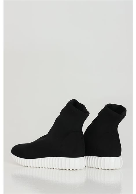 Sneakers without laces. Boot model GIOSELIN | Sneakers | LIGHT-230NERO
