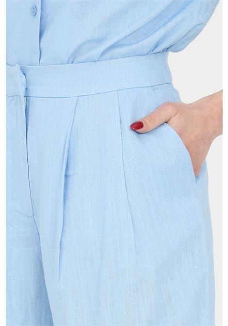 Short donna blue Glamorous casual modello comodo GLAMOROUS | Shorts | CK6076SKY BLUE