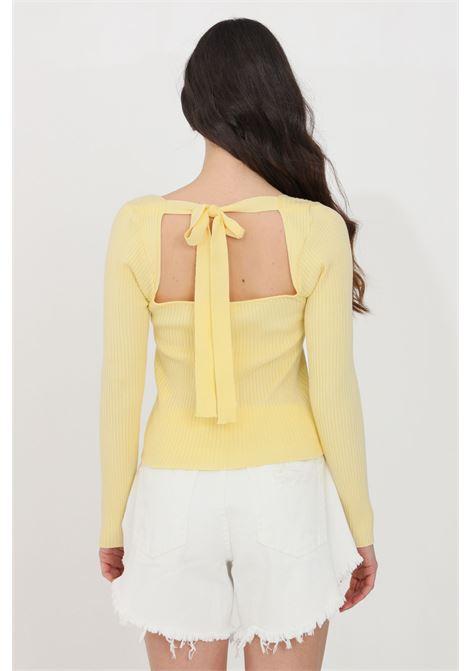 Lemon casual top glamorous GLAMOROUS | Top | KK0187LEMON