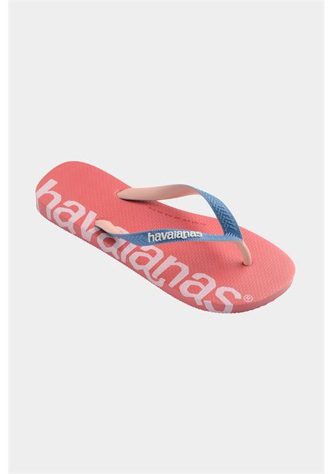 Infradito h.t lgmania ht fc donna corallo havaianas HAVAIANAS | Infradito | 4145727.7600.F17F17