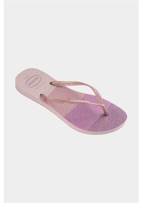Infradito sl palette glw fc bambina candy pink havaianas HAVAIANAS | Infradito | 4145766.5179.I255179