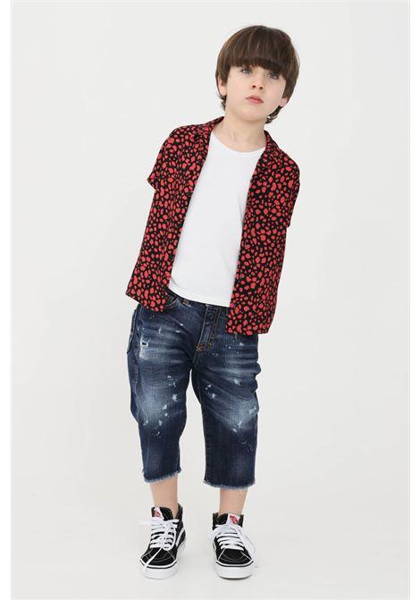 Jeans bambino denim i'm brain modello 5 tasche I'M BRIAN | Jeans | ALEXJL1605L1605