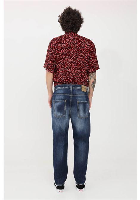 Blue jeans 5 pockets model i'm brian I'M BRIAN | Jeans | ALEXL1605L1605