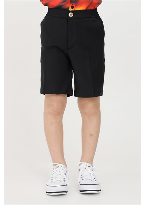 Shorts bambino nero i'm brain I'M BRIAN | Shorts | BE1619J009