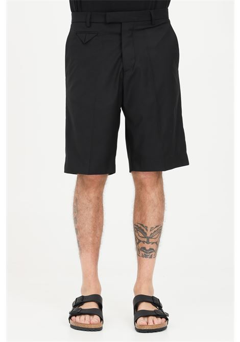 Shorts uomo nero i'm brian casual I'M BRIAN | Shorts | BE1644009