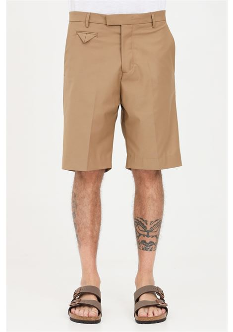 Shorts uomo cammello i'm brian casual I'M BRIAN | Shorts | BE1644035