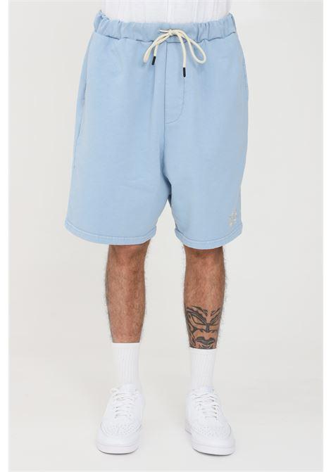 Light blue casual shorts i'm brian I'M BRIAN | Shorts | BF1682CEL