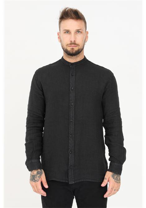 Black men's shirt casual model i'm brian I'M BRIAN | Shirt | CA1729009