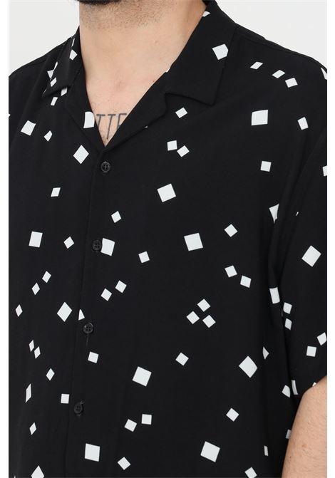 Black casual shirt i'm brian I'M BRIAN | Shirt | CA17320028