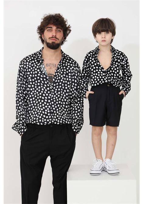 Black casual shirt i'm brian I'M BRIAN | Shirt | CA17340028