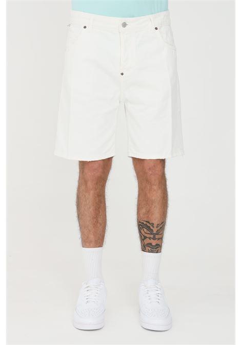 White casual shorts i'm brian I'M BRIAN | Shorts | KEVINCL1608002