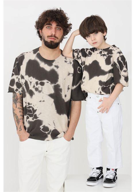Sand t-shirt short sleeve i'm brian I'M BRIAN | T-shirt | MA1671SABBIA