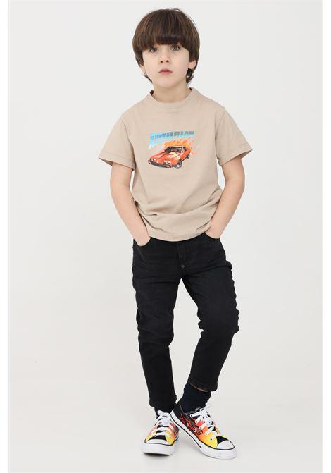 Pantaloni bambino nero i'm brain I'M BRIAN | Pantaloni | MIRKOJL1602L1602