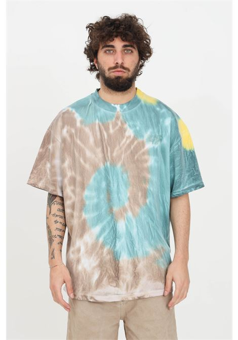 Multicolor t-shirt short sleeve i'm brian  I'M BRIAN | T-shirt | TS1694.