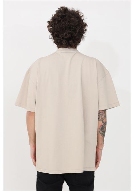 T-shirt uomo beige i'm brain a manica corta I'M BRIAN | T-shirt | TS16970025