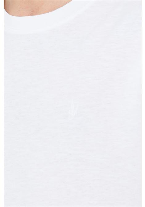 White t-shirt short sleeve i'm brian I'M BRIAN | T-shirt | TS1700002