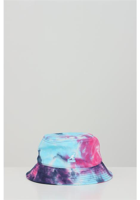 Cappello Tie Dye Bucket a fantasia unisex kangol, modello bucket KANGOL | Cappelli | K4359RA602