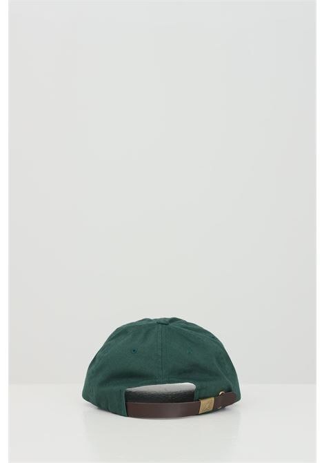 Green hat with embroidered logo. Kangol KANGOL | Hat | K5165HTAL351