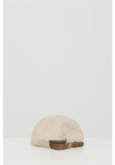 Beige hat with embroidered logo. Kangol KANGOL | Hat | K5165HTKH262