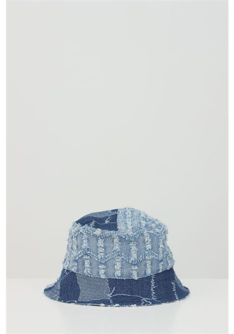 Denim Mash-Up Bucket in jeans, bucket model. Kangol KANGOL | Hat | K5296MB437