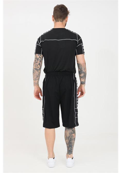 Shorts unisex nero kappa sport KAPPA | Shorts | 303WBR0BZV