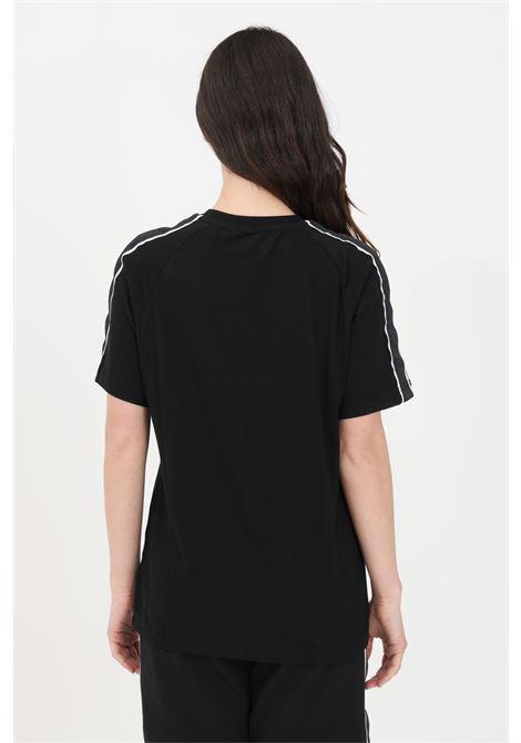 Black unisex t-shirt short sleeve kappa KAPPA | T-shirt | 304M510A2T