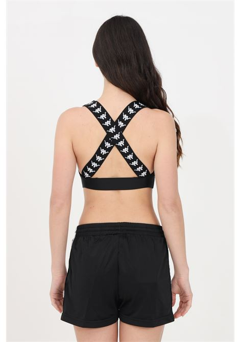 Black banda camyl sports bra kappa KAPPA | Top | 304S670A00