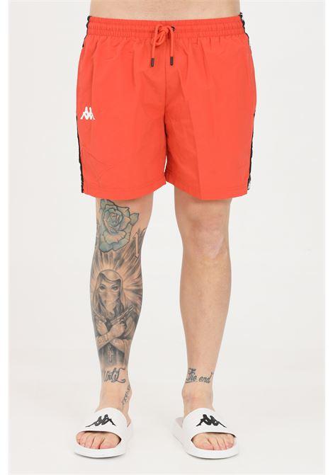 Orange banda coney beach shorts kappa KAPPA | Beachwear | 304S6D0A0H