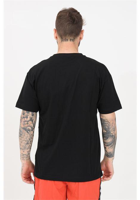 T-shirt banda efto uomo nero kappa manica corta KAPPA | T-shirt | 3117CJWBZB