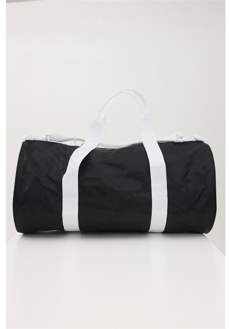 Sport bag unisex nero kappa borsone palestra con zip e manici KAPPA | Sport Bag | 3119GWWA04