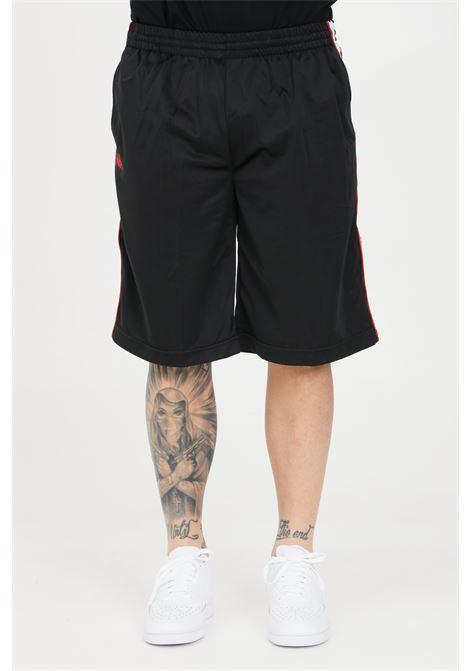Black unisex shorts kappa KAPPA | Shorts | 3500920C1D