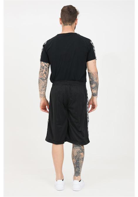 Black unisex shorts kappa KAPPA | Shorts | 37145CWA09