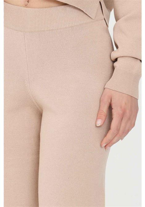 Pantaloni donna pesca kontatto casual KONTATTO | Pantaloni | 3M7254305