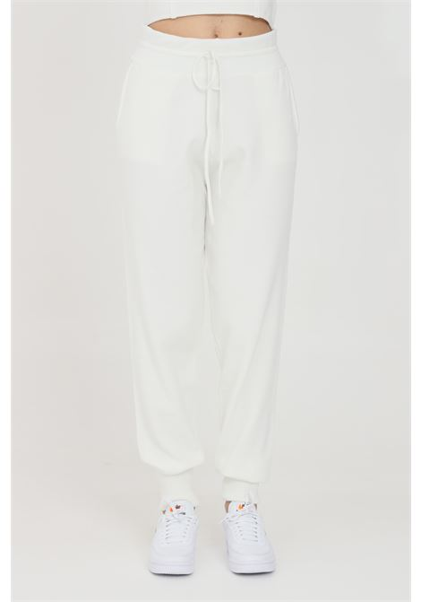 Cream casual trousers kontatto KONTATTO   Pants   3M726411