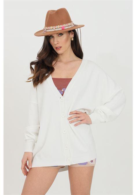 Cream cardigan with buttons kontatto KONTATTO | Cardigan | 3M726711