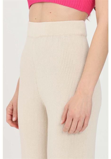 Sand casual trousers kontatto KONTATTO   Pants   3M726814