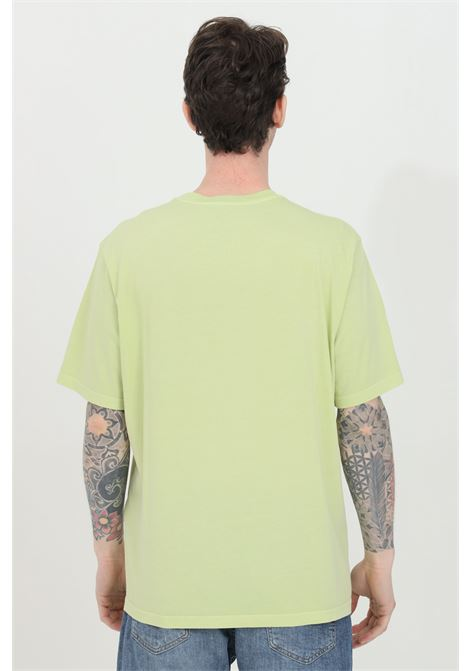 Lime t-shirt with tone on tone logo, basic model with short sleeves. Relax fit. Levi's LEVI'S | T-shirt | 16143-01050105