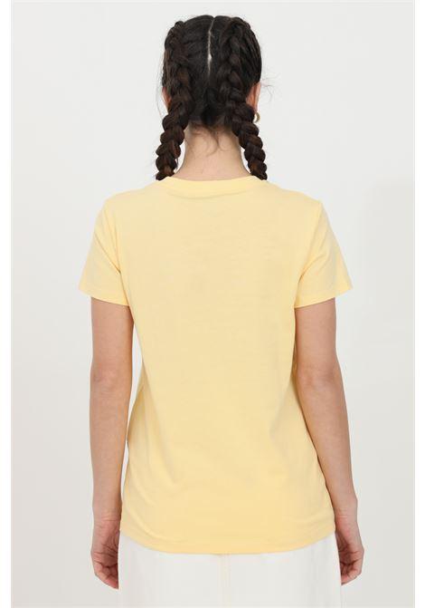 Orange t-shirt with contrasting logo, short sleeve. Levi's  LEVI'S | T-shirt | 17369-12601260