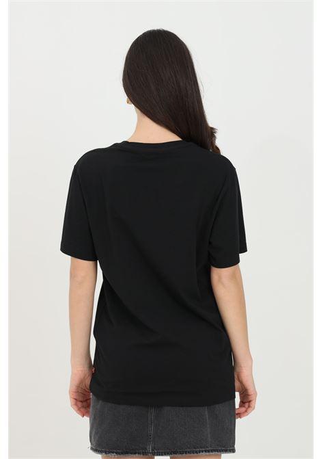 Black logo tee t-shirt with front print, short sleeve. Levi's LEVI'S | T-shirt | 17783-01370137